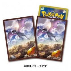 Pokemon Card Sleeves Aerodactyl japan plush