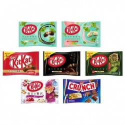 Kit Kat Mini Premium Value Set japan plush