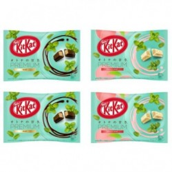 Kit Kat Mini Premium Mint Set japan plush