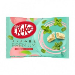 Kit Kat Mini Premium Peach Mint japan plush