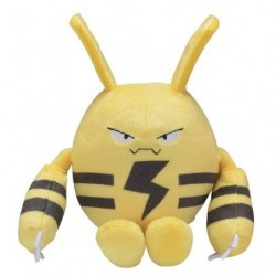 Peluche Pokémon Fit Élekid japan plush
