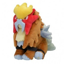 Peluche Pokémon Fit Entei japan plush