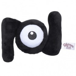 Plush Pokémon Fit Unown N japan plush