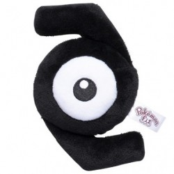 Plush Pokémon Fit Unown Z japan plush