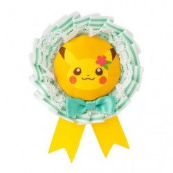 Ribbon Pikachu Flower japan plush