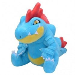 Plush Pokémon Fit Feraligatr japan plush