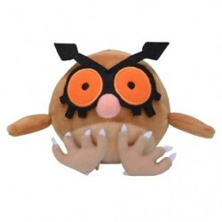 Plush Pokémon Fit Hoothoot japan plush