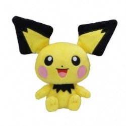 Plush Pokémon Fit Pichu japan plush