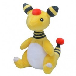 Plush Pokémon Fit Ampharos japan plush