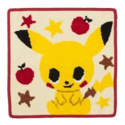 Mini Towel pokemon time Pikachu japan plush