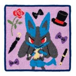 Mini Towel pokemon time Lucario japan plush