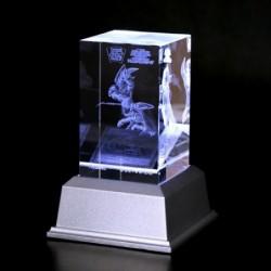YuGiOh Crystal Art Black Magician japan plush