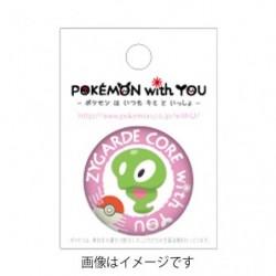ZYGARDE CORE with YOU Badge japan plush