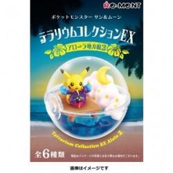 Box Terrarium Collection EX Alola Pokémon 2