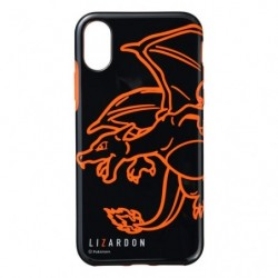 Soft Smartphone Cover NeonColor Charizard japan plush