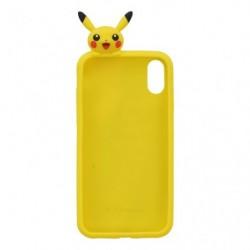 Smartphone Protection Silicone Pikachu japan plush