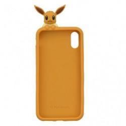 Smartphone Protection Silicone Evoli japan plush