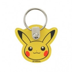 Smartphone Ring Pikachu Face japan plush