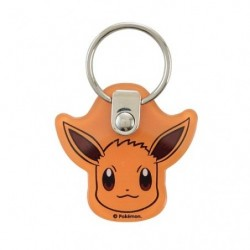 Smartphone Ring Eevee Face japan plush