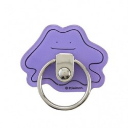 Smartphone Ring Ditto Face japan plush