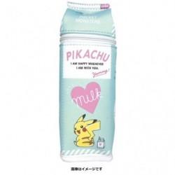 Pokemon Pochette Pikachu Bleu japan plush