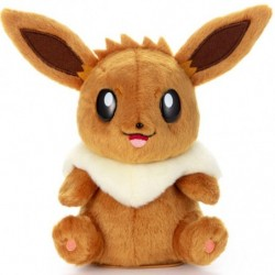 Pokemon Speaking Eevee japan plush