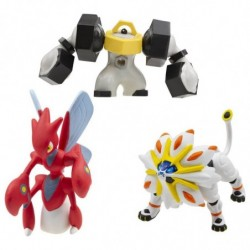 Moncolle Pokemon Battle Strong Set Vol.2 japan plush