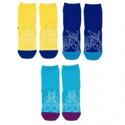 Socks NeonColor Set T2 japan plush