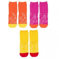 Socks NeonColor Set T1 japan plush