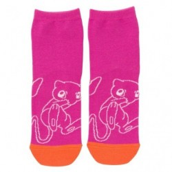 Socks NeonColor Mew japan plush