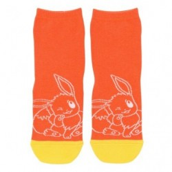 Socks NeonColor Eevee japan plush