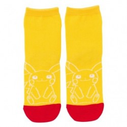 Socks NeonColor Pikachu japan plush