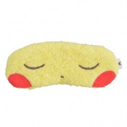 Gift Collection Eyes Mask Pikachu japan plush