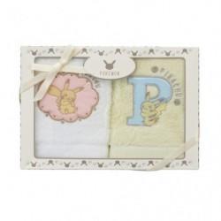 Gift Collection Serviette Visage Pikachu japan plush