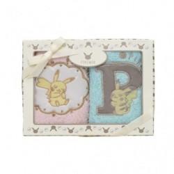 Gift Collection Serviette Mains Pikachu japan plush