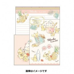 Lettre Pikachu number025 Resort japan plush