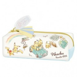 Trousse Pikachu number025 Rainbow japan plush