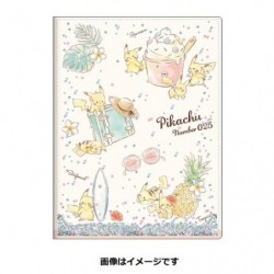 2 Pochettes Pikachu number025 Resort