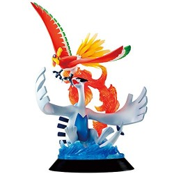 Figure Pokemon Ho-oh and Lugia Series G.E.M.EX japan plush