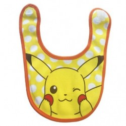 Mini Bib Pikachu Cheek japan plush