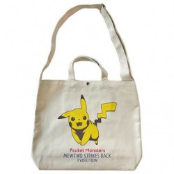 2 Way Sac Pikachu japan plush