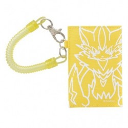 Pass Case NeonColor Zeraora japan plush