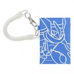 Pass Case NeonColor Greninja japan plush