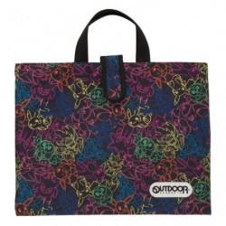 OUTDOOR Bag NeonColor Kids japan plush