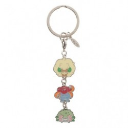 Keychain Ditto Whimsicott japan plush