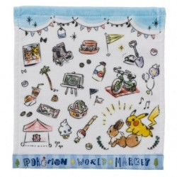 Hand Towel Pokémon World Market japan plush