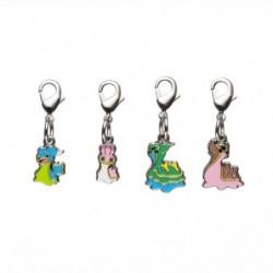 Metal keychain Shellos Gastrodon 422・423 japan plush