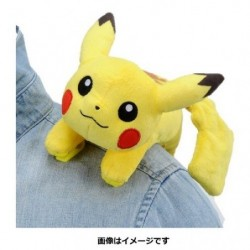 Plush Shoulder Pikachu japan plush