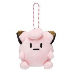 Plush Keychain Pokémon World Market Clefairy japan plush