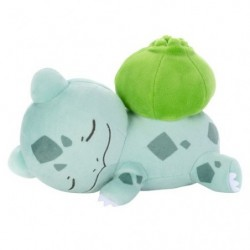Plush Bulbasaur Sleeping japan plush